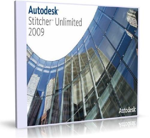 Autodesk stitcher unlimited 2009 sale